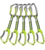 Climbing Technology | Lime Set NY 12 5-Pack