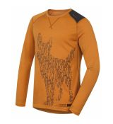 Husky | Merino T-Shirt LS Dog